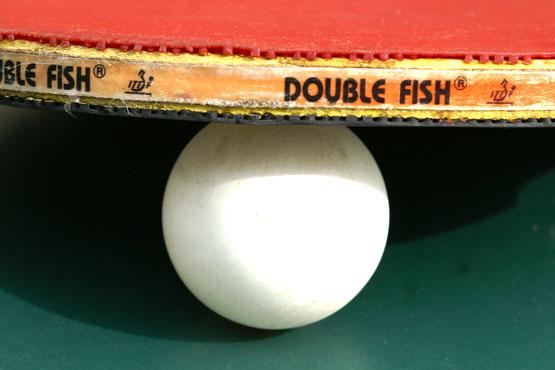 Tischtennis beim TUS-Kirchwalsede