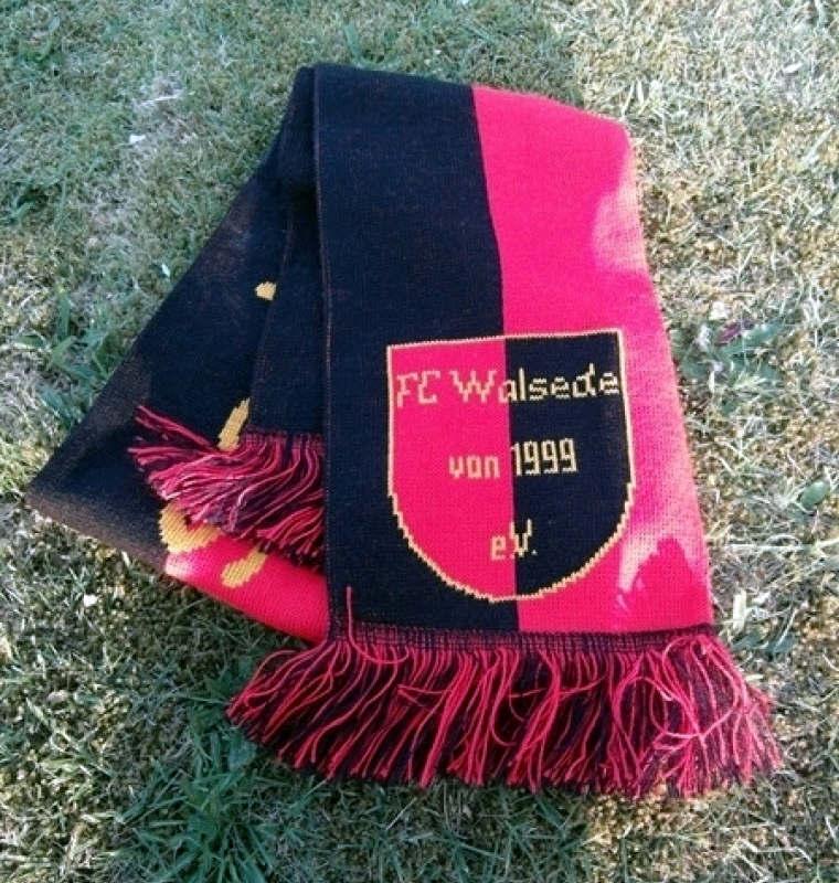 Fanartikel Schal FC Walsede
