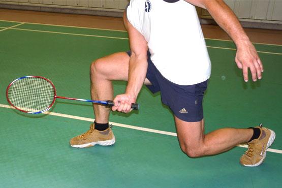 Badminton beim TUS-Kirchwalsede